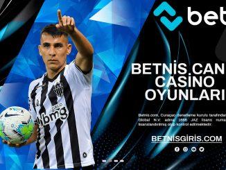 Betnis Canlı Casino Oyunları