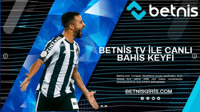 Betnis TV ile Canlı Bahis Keyfi