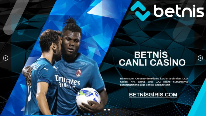 Betnis Canlı Casino