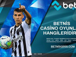 Betnis Casino Oyunları Hangileridir