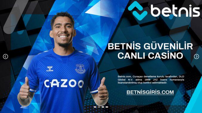 Betnis Güvenilir Canlı Casino