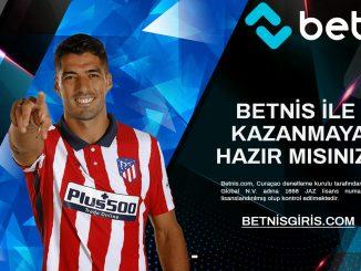 Betnis ile Kazanmaya Hazır mısınız